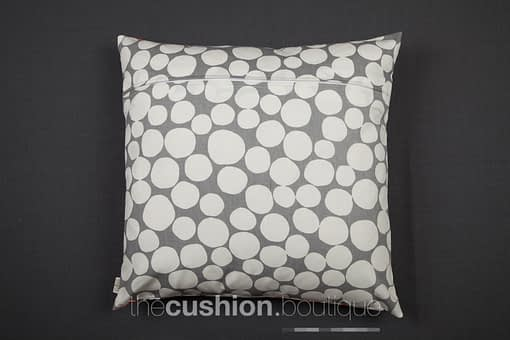 Irregular spotted fabric for a contemporary look
